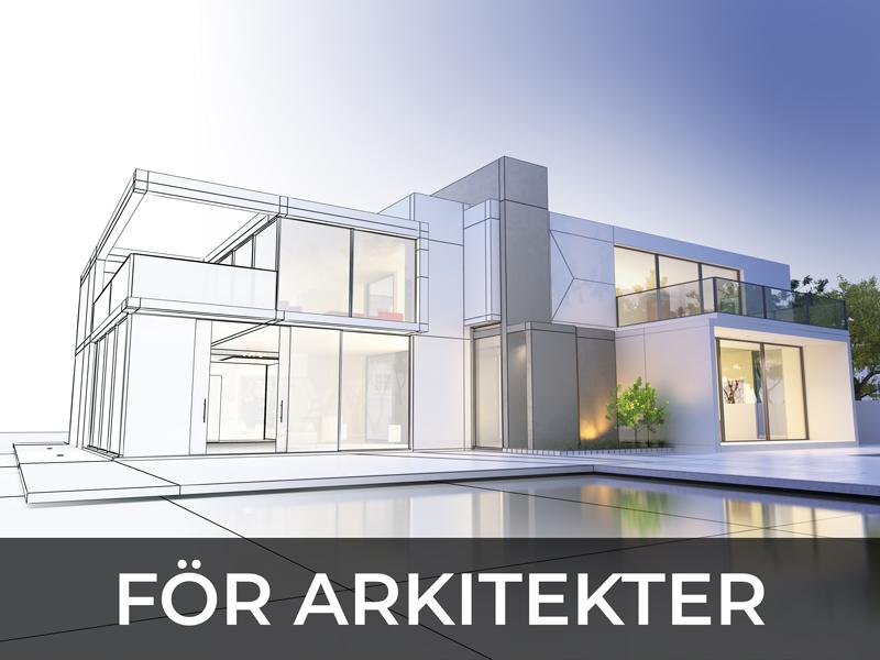 Bild som leder till sida för arkitekter